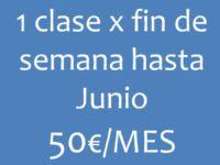 OFERTA HASTA JUNIO!!!