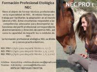 FORMACIÓN PROFESIONAL ETOLÓGICA NEC